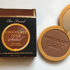 SOLDToo Faced Chocolate Gold Soleil Bronzer
